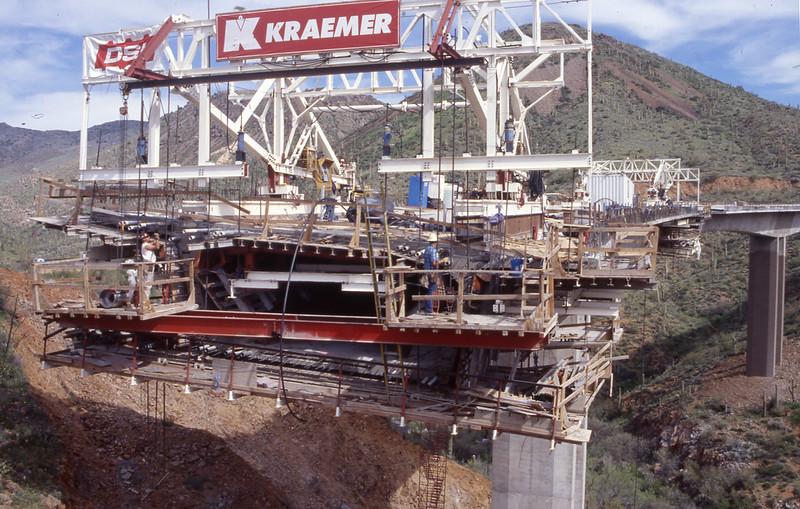 TBT SR 87 Construction 1998