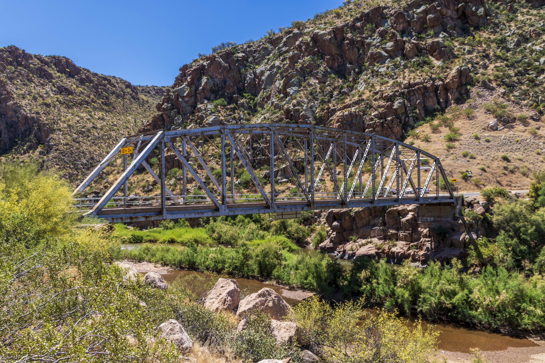 State Route 288 Salt River Bridge