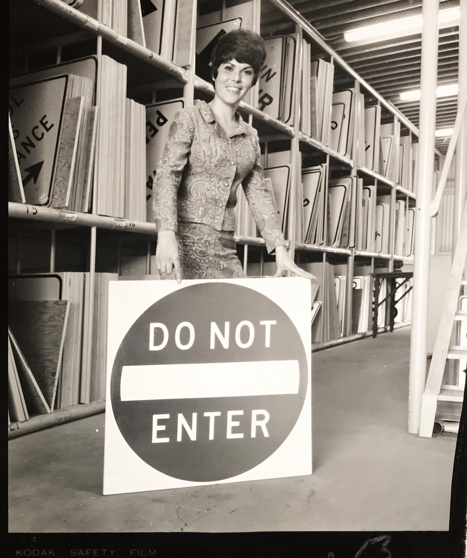 Tila and Do Not Enter signal shop March 72