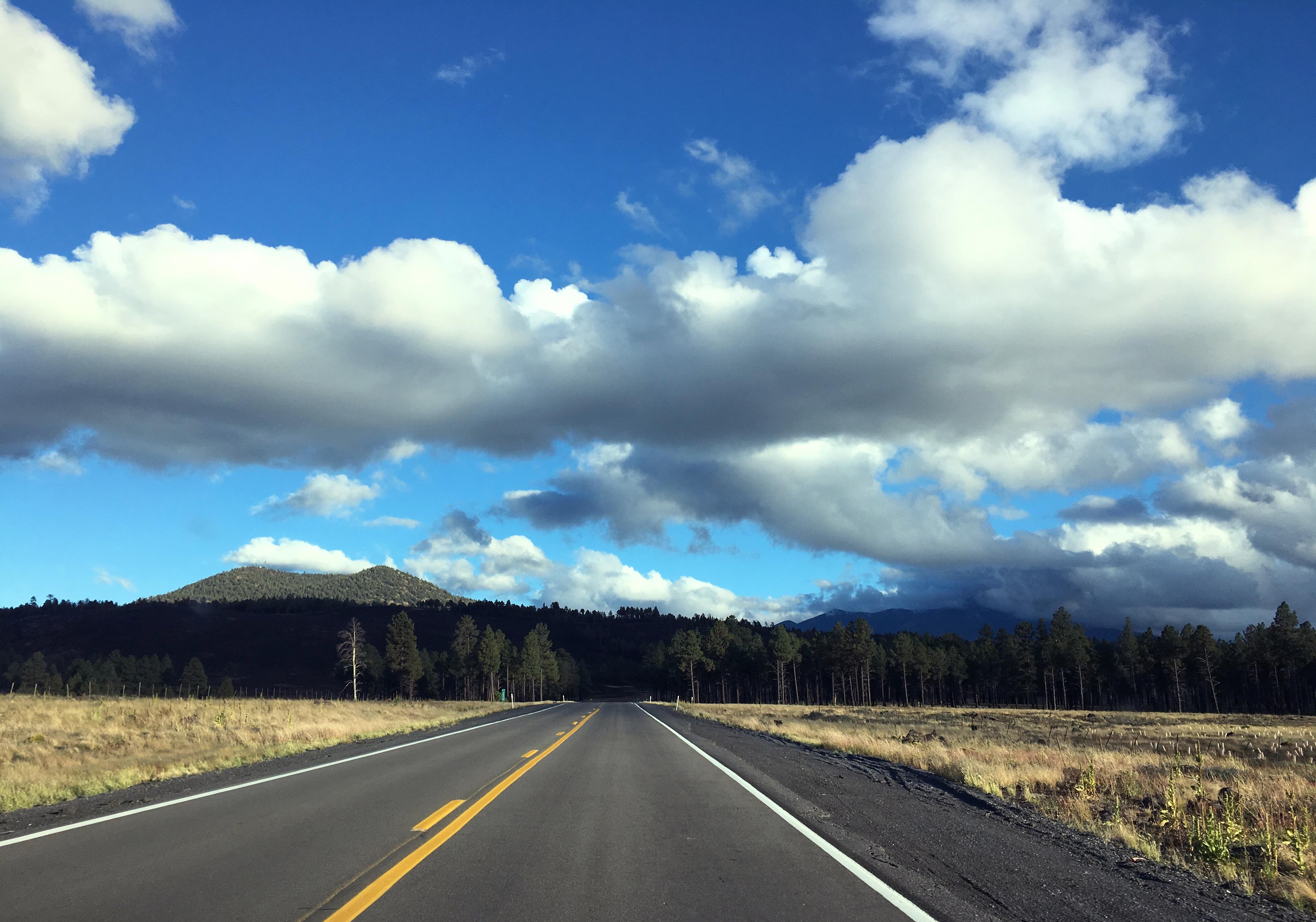 US 180 west of Flagstaff