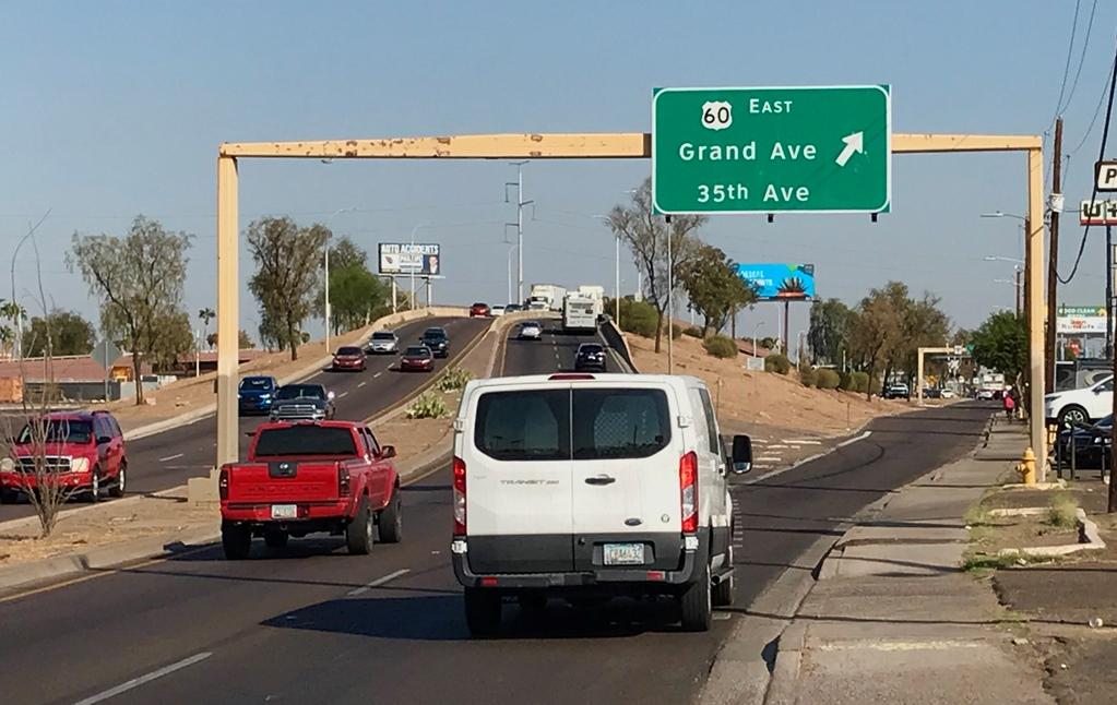 US 60 Grand Avenue Study