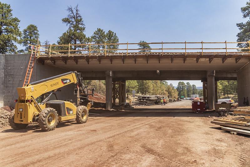 West Flagstaff bridges