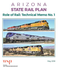 The Role of Rail Technical Memo Number 1