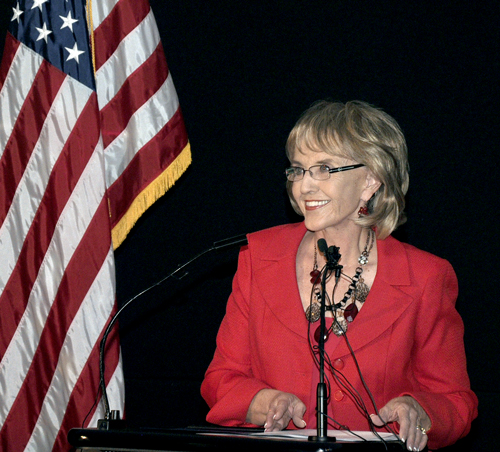 Gov. Jan Brewer launches the new Arizona Ready Education Initiative