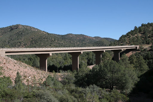 Bridge in Northern Arizona