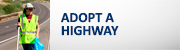 Adopt a Highway button