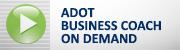 ADOT Business Coach button