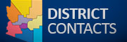ADOT District Contacts button