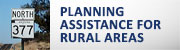 Planning Assistance for Rural Areas (button)