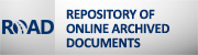 Repository of Online Archived Documents (ROAD) button