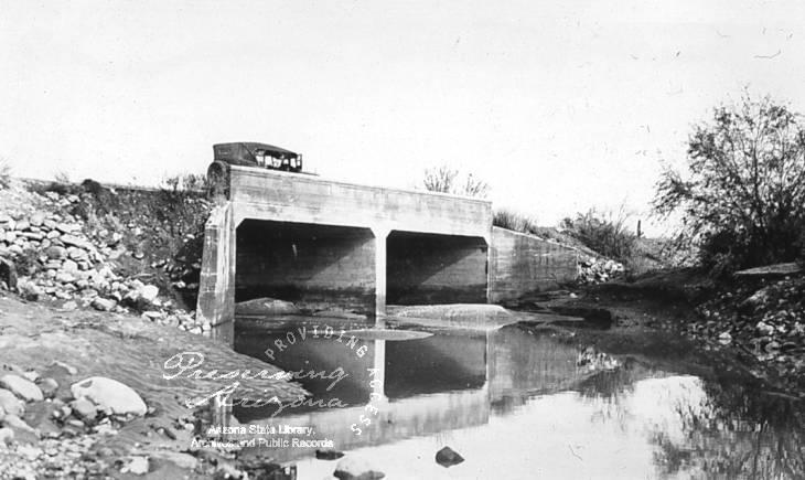 Old Phoenix-Yuma Highway