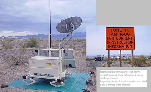 Highway advisory radio