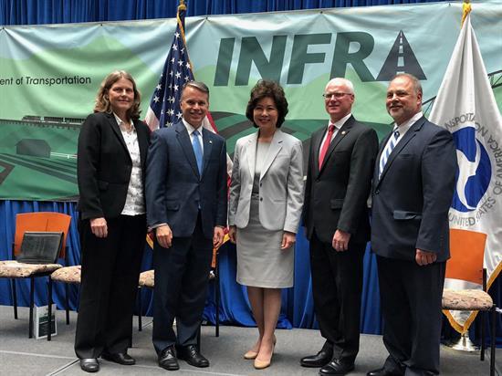 INFRA participants