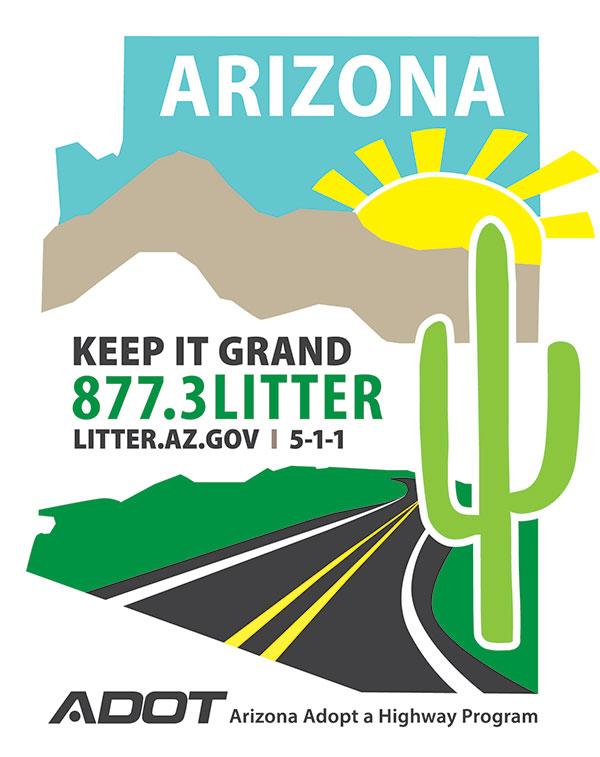AZ Litter Logo