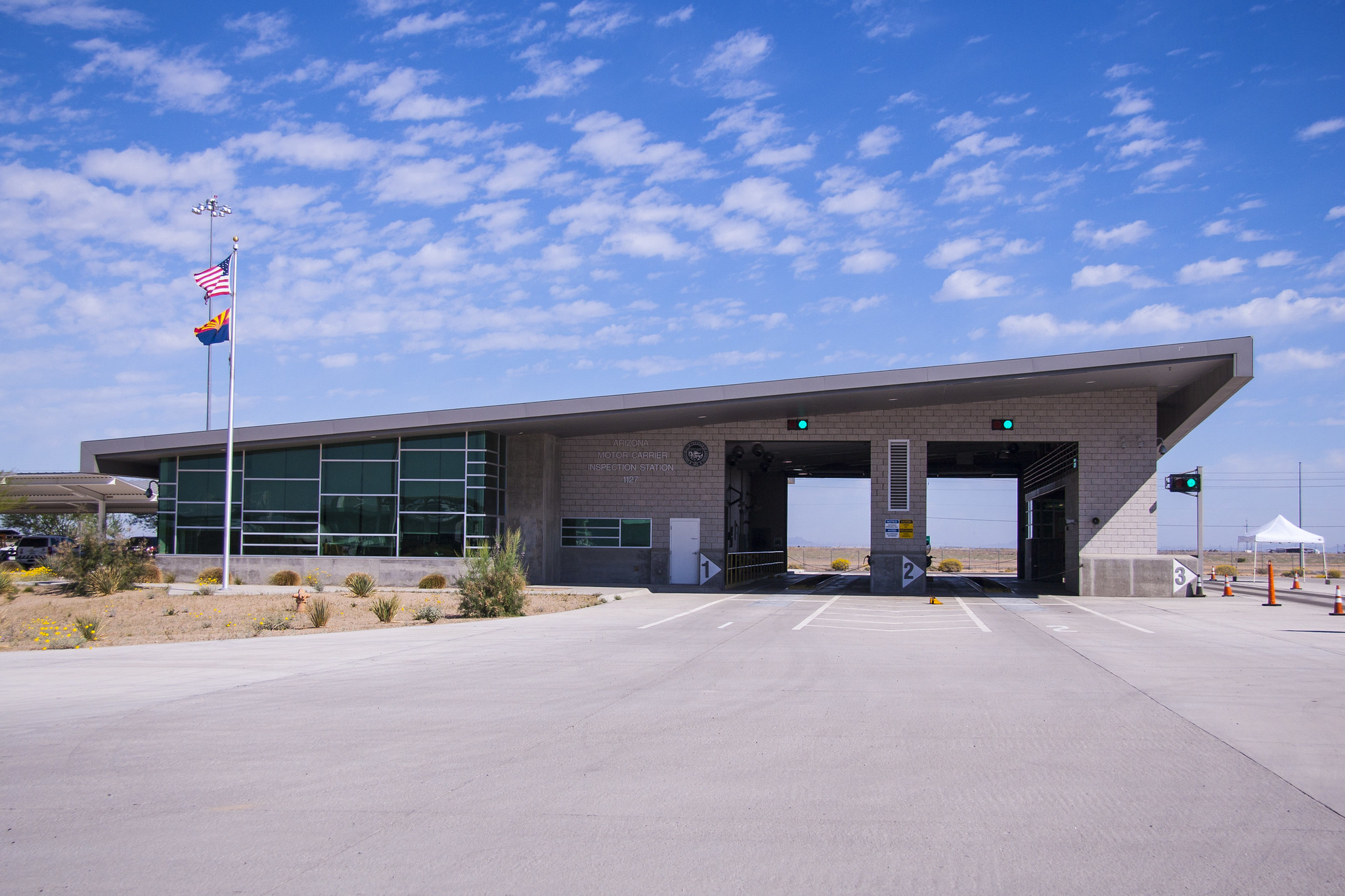 ADOT Port Of Entry