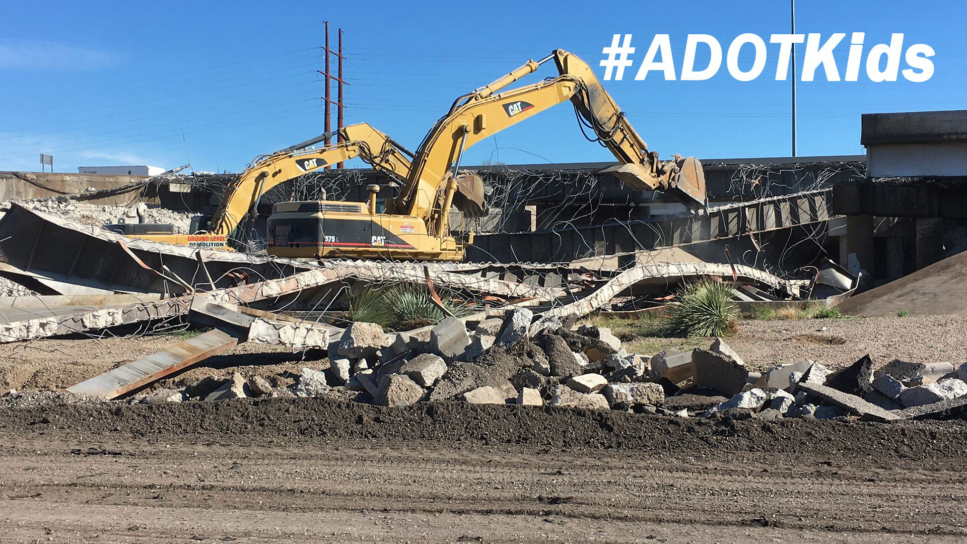 adot-kids I-10 demolition