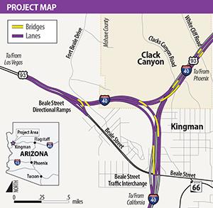 Kingman TI Alternative Map