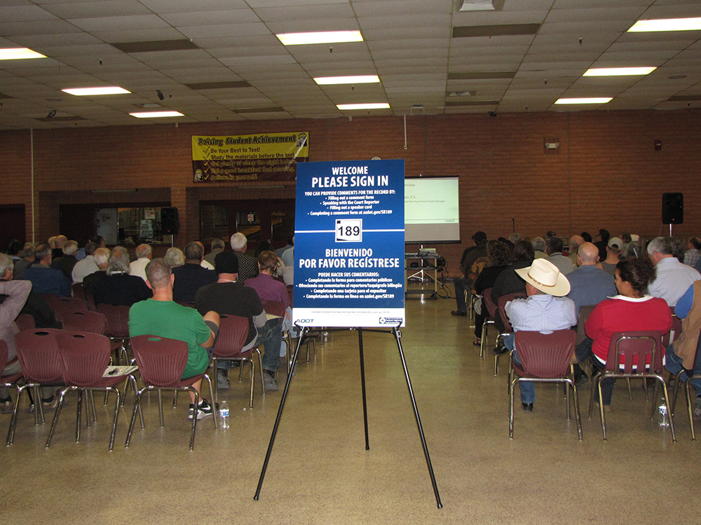 SR 189 Public Meeting