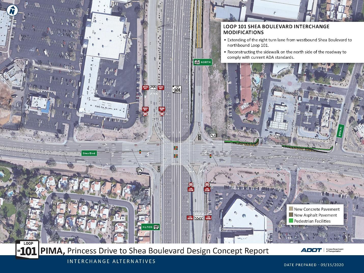 Shea Boulevard Interchange