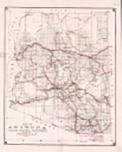 Arizona State Highways 1925