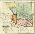 Territory of Arizona 1865