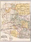 Arizona Road Map 1935