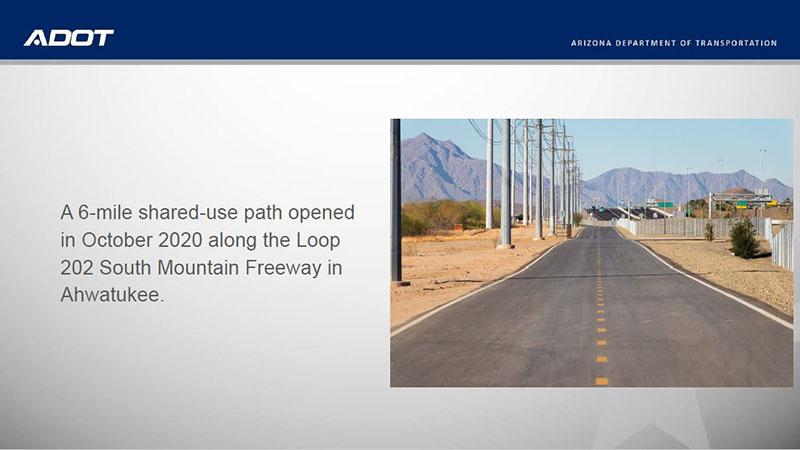 Shared-Use Path Presentation