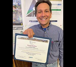 Spirit Award Recipient Randy Routhier