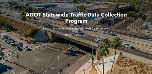 ADOT Statewide Traffic Data Collection Program