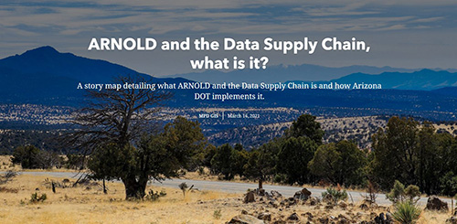 ARNOLD and the Data Supply Chain, what is it?