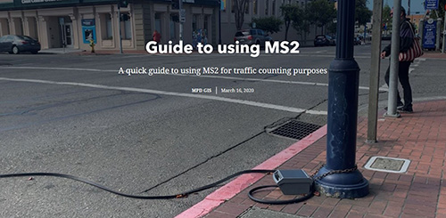 Guide to Using MS2