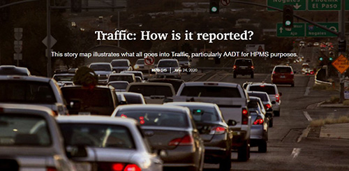 Traffic: How is it reported?