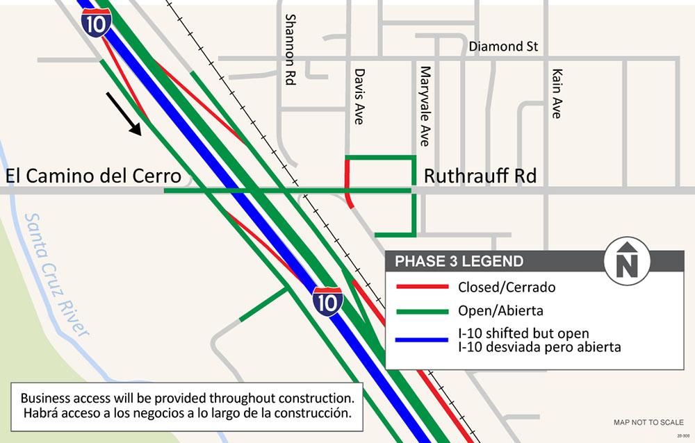 Ruthrauff Phase Map