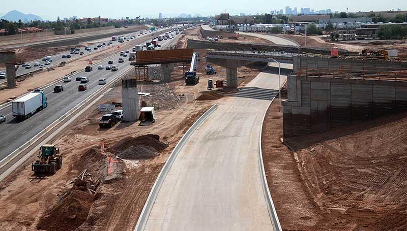 I-10 access road