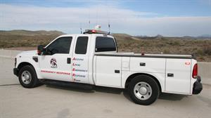 Arizona State Trooper Vehicle