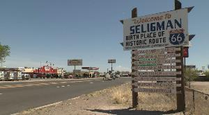Welcome to Seligman signs