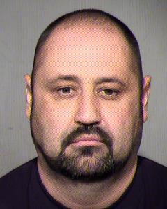 Jose Casas, 41, booking photo