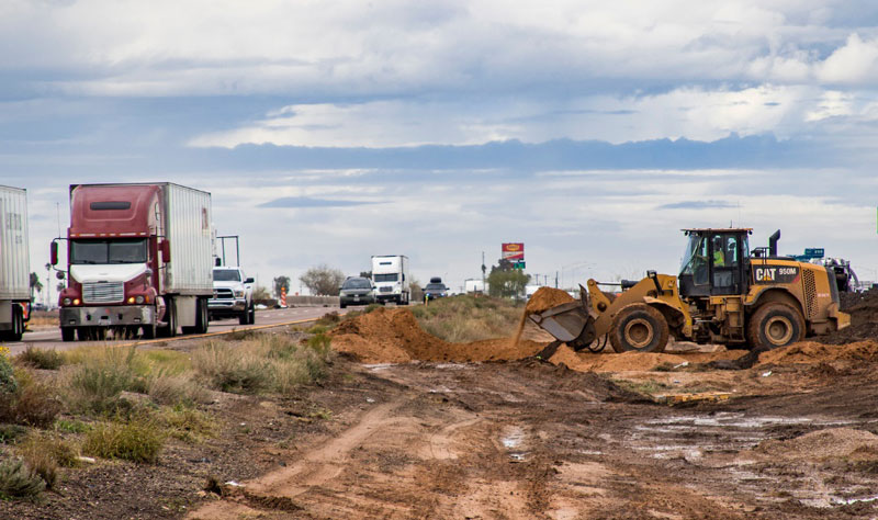Dirt Removal in Eloy