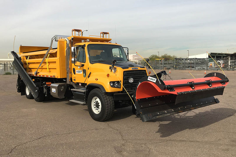 New Snowplow at ADOT