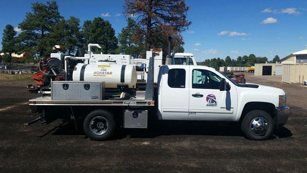 ADOT Water Truck