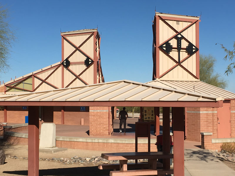 Sacaton Rest Area