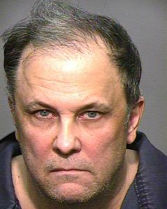 Todd Matus booking photo