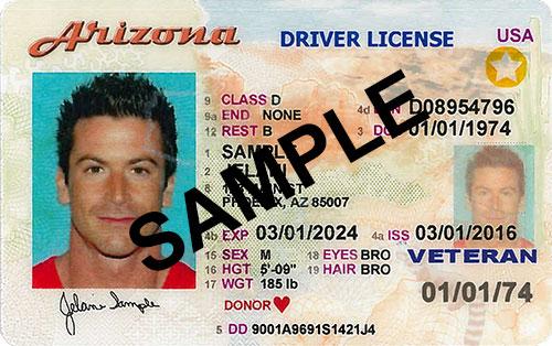 Arizona Travel ID
