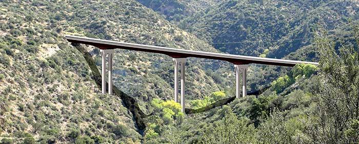 Pinto Creek Bridge Rendering