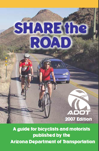 Share the Road report cover