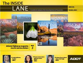 Inside Lane Cover - March 2021