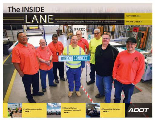 The Inside Lane - September 2016