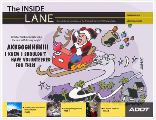 The Inside Lane - December 2016