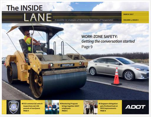 The Inside Lane - March 2017