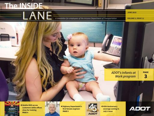 The Inside Lane - June 2019 cover
